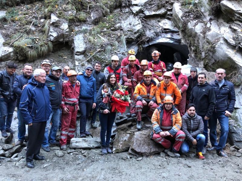 Impianto Idroelettrico Arvier