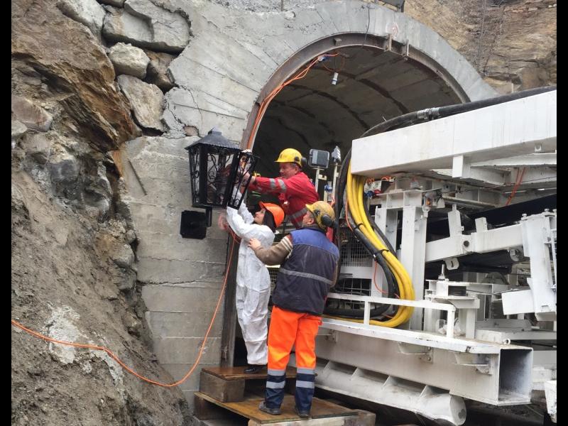 Impianto Idroelettrico Arvier - 3