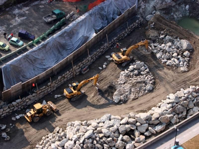 cogeis lavori - ambiente sistemazioni idrogeologiche - rava hone