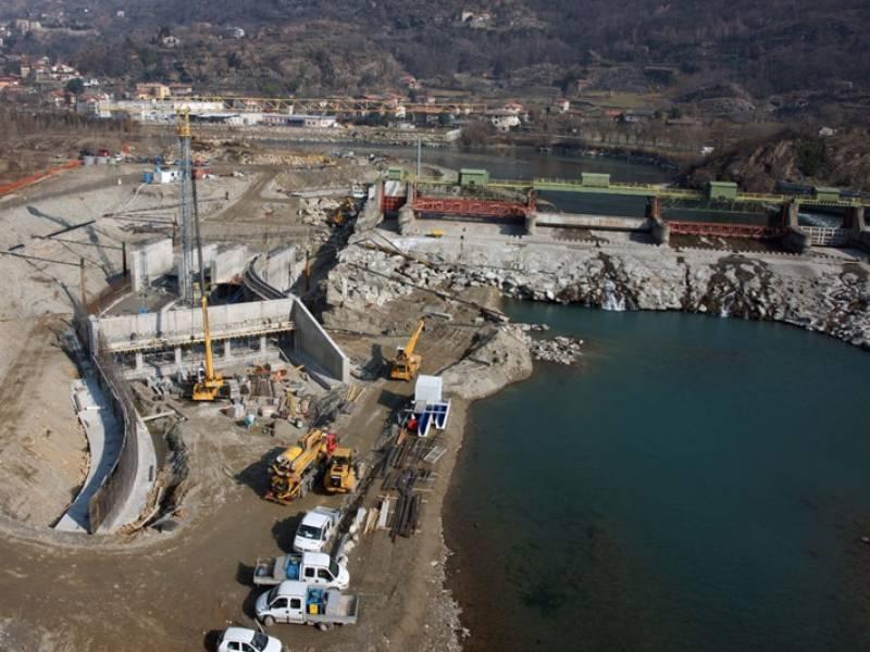 cogeis lavori - energia centrali idroelettriche - prodena spa