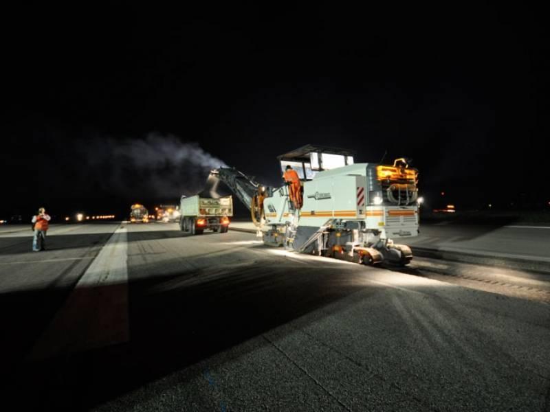 cogeis lavori - infrastrutture pavimentazioni speciali - sagat
