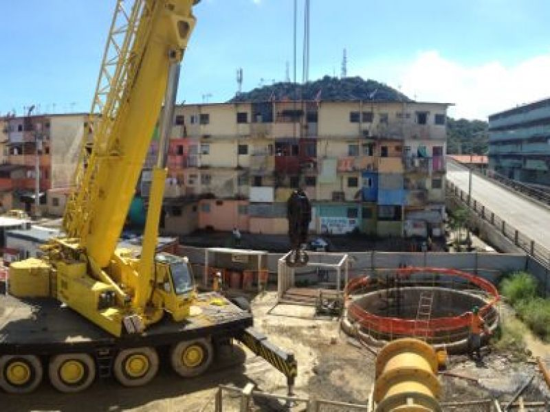 cogeis lavori - tunnelling minitunnelling - panama city