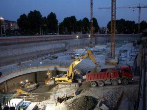 cogeis lavori - tunnelling pozzi - intesa sanpaolo