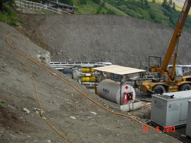 cogeis lavori - tunnelling tbm - electrorhemes - thumel
