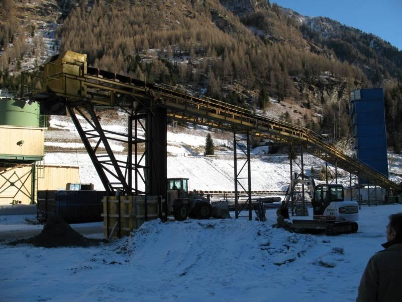 cogeis lavori - tunnelling tbm - salzburg ag austria
