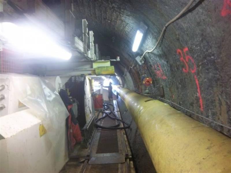 cogeis lavori - tunnelling tbm - scr società di committenza regione piemonte