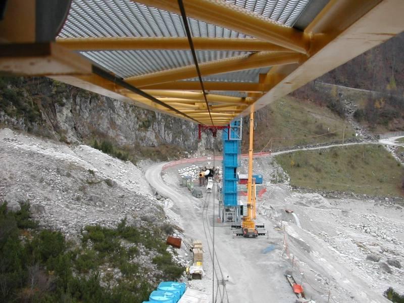 cogeis lavori - tunnelling tbm - snam spa - gallerie chiavals e masereit