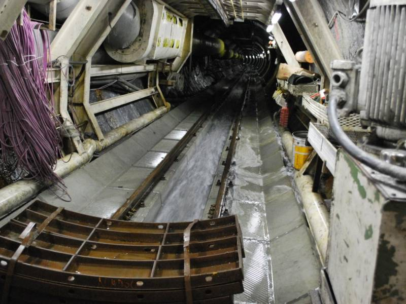 cogeis lavori - tunnelling tbm - torrent